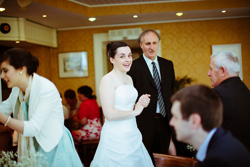 Irish Manor Wedding