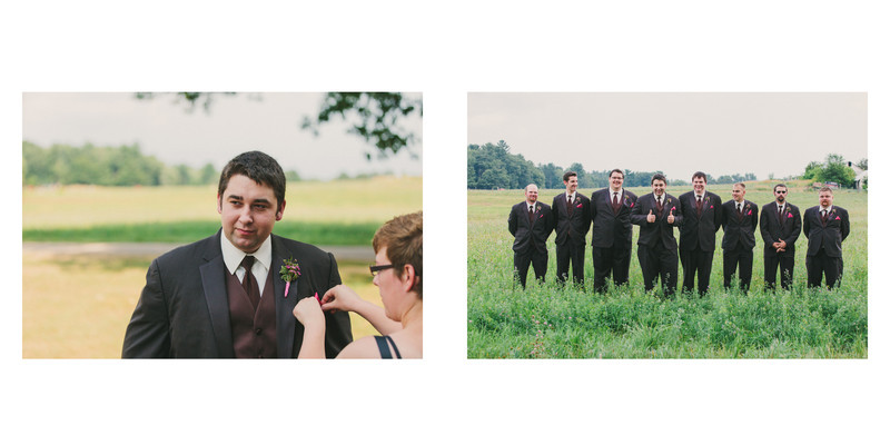 Outdoor Wedding Locations Wisconsin Barn Wedding Photo