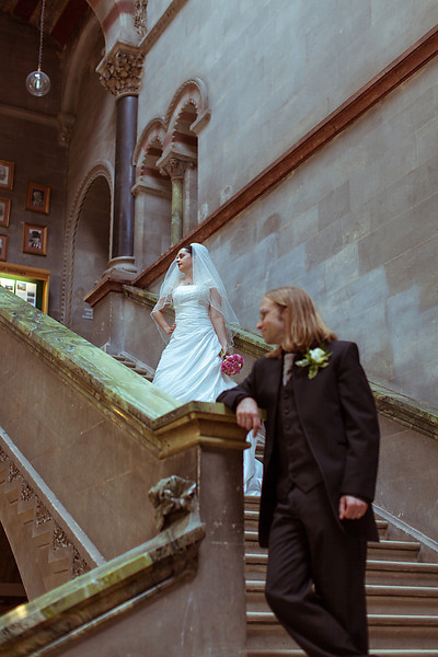 Trinity College Dublin Ireland Wedding