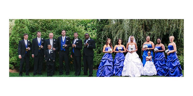 The Florian Gardens Outdoor Wedding  Eau Claire Wisconsin Wedding Photographer