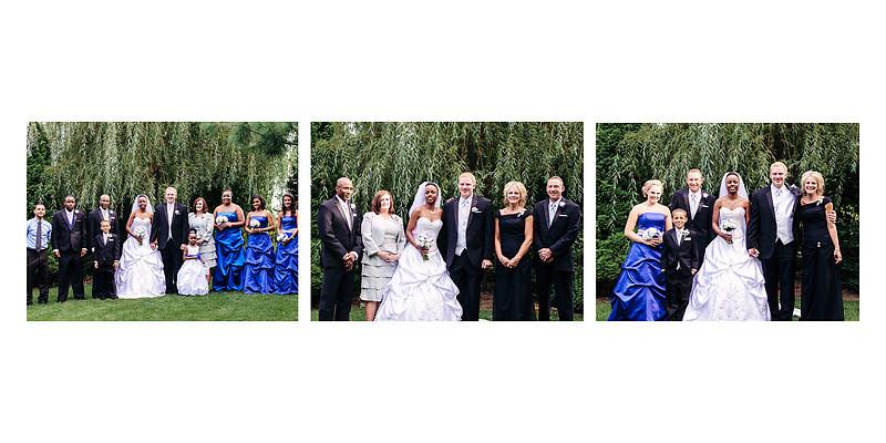 The Florian Gardens Outdoor Wedding  Eau Claire Wisconsin Wedding Photographer Family Photos